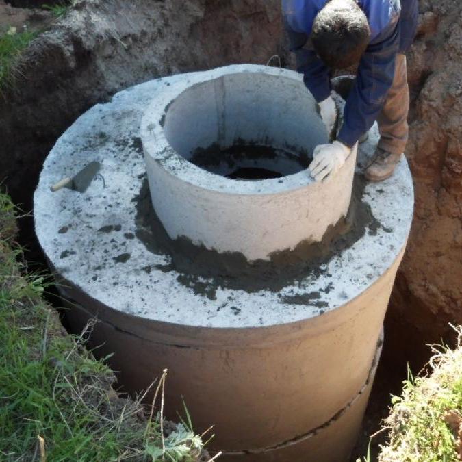 Самостоятельное изготовление бетонного септика