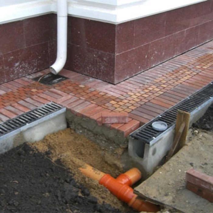 Что такое ливневая канализация