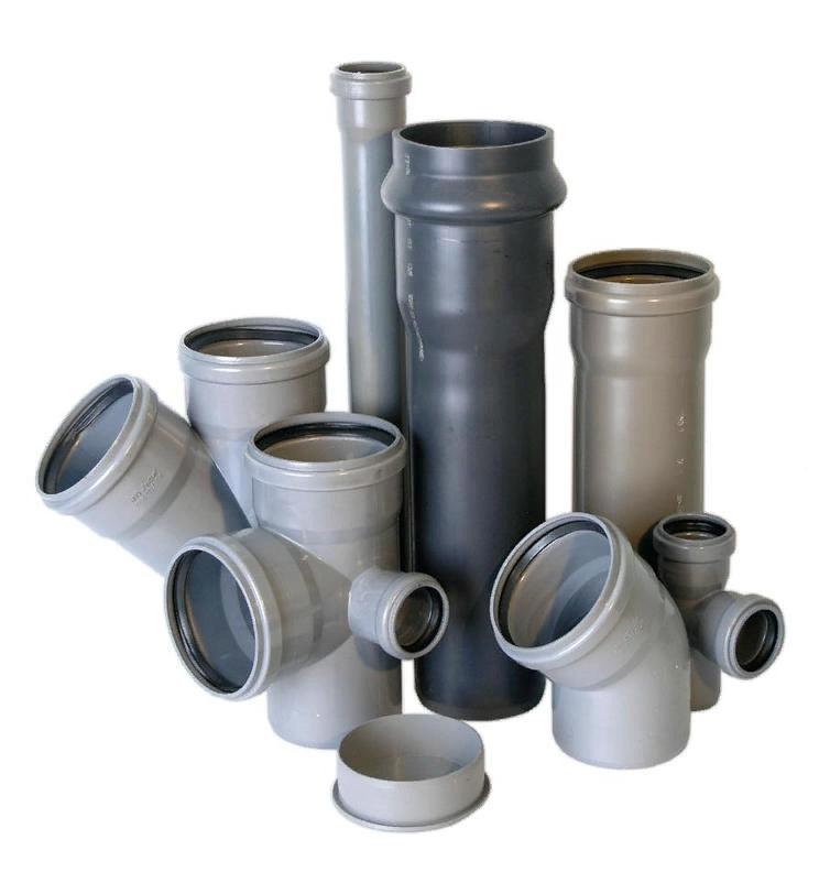 Элементы дождевой канализации