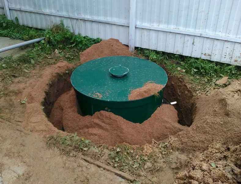 Санитарные требования к выгребным ямам