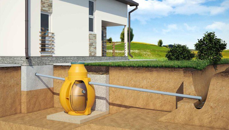 Биологическая очистка сточных вод в частном доме
