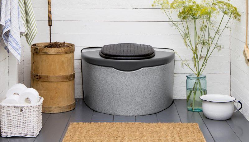 Как выбрать компостный туалет для дома